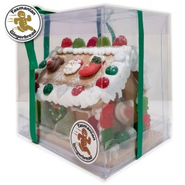 Christmas Gingerbread House (small) - Complete