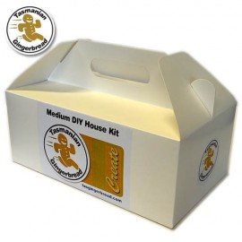 DIY Gingerbread House (GF) (Large) - Gift Box Kit
