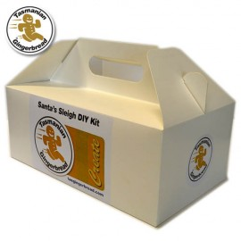 DIY Santa's Sleigh (GF) - Gift Box Kit