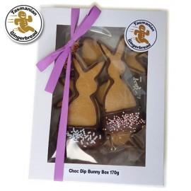 Choc Dipped Bunny - Gift Box