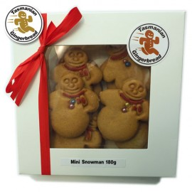 Christmas Box - Snowmen (GF)