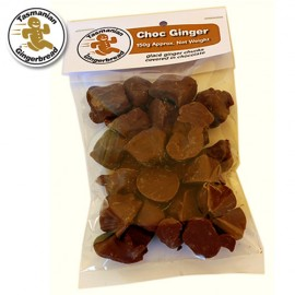 Choc Dipped Chrystallised Ginger