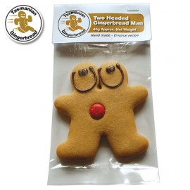 Gingerbread Men - Three Pack Two Headed